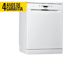 Máquina Lavar Louça HOTPOINT HFC3C26F 4 ANOS DE GARANTIA