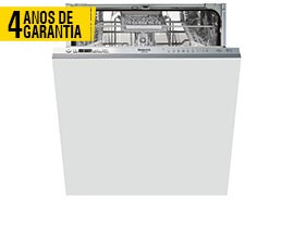 Máquina Lavar Louça HOTPOINT HIC3C26CW 4 ANOS GARANTIA