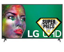 """LED UHD 4K 86"""" LG 86UN85006LA"""