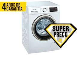 Máquina Lavar Roupa SIEMENS WM14LPH0ES 4 ANOS GARANTIA