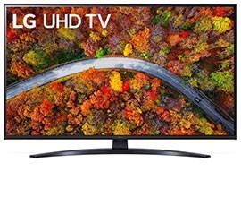 """LED UHD 4K 43\"""" LG 43UP81006LR"""