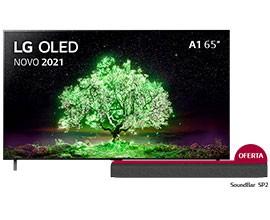 "OLED UHD 4K 65"" LG OLED65A16LA"