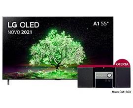 "OLED UHD 4K 55"" LG OLED55A16LA"