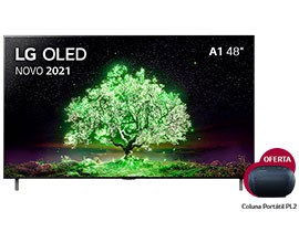 "OLED UHD 4K 48"" LG OLED48A16LA"
