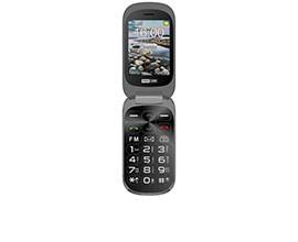 Telemóvel Dual SIM MAXCOM MM825 BLACK