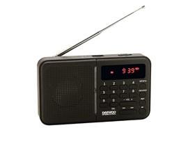 Rádio Portátil  DAEWOO DRP-122