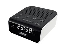 Rádio Relógio  DAEWOO DCR-46W
