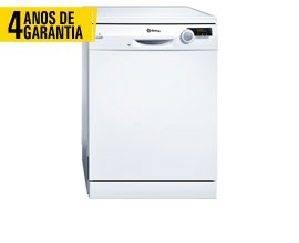 Máquina Lavar Louça  BALAY 3VS572BP 4 ANOS GARANTIA