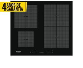 Placa Indução HOTPOINT KIS641FB 4 ANOS GARANTIA