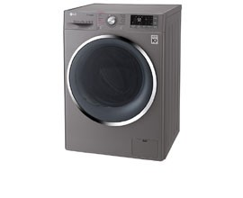 Máquina Lavar Roupa LG F4J8VS2S