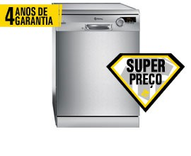 Máquina Lavar Louça  BALAY 3VS572IP 4 ANOS GARANTIA