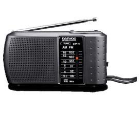 Rádio Portátil  DAEWOO DRP-14