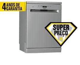 Máquina Lavar Louça HOTPOINT HFC3C26X 4 ANOS GARANTIA