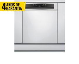 Máquina Lavar Louça WHIRLPOOL WBC3C26X 4 ANOS GARANTIA