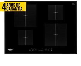 Placa Indução 70cm HOTPOINT KIS740B 4 ANOS GARANTIA